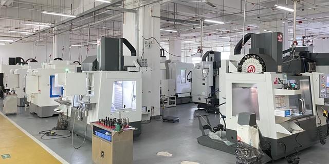 CNC Machine Shop 2