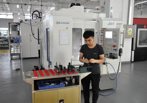 CNC Machine Shop 3