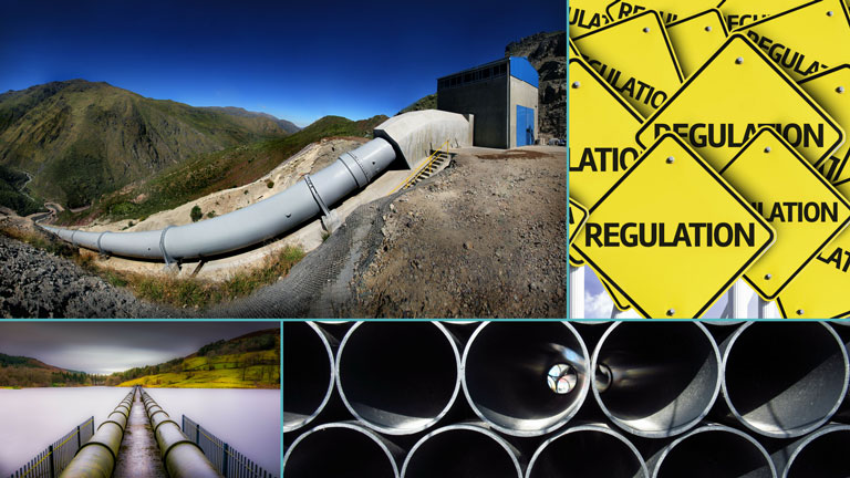 leak detection, government regulations, compliance, pipelines, theft, safety