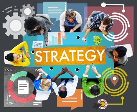 Diversity Teamwork Strategy Brainstroming Vision Planning Concept