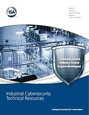 ISA Industrial Cybersecurity Technical Resources_cover