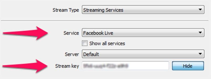 obs-studio-stream-service-settings