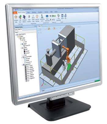 process industries designing robots robotics