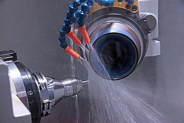 The machine for tool sharpening