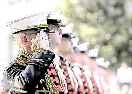 military-soldiers-salute