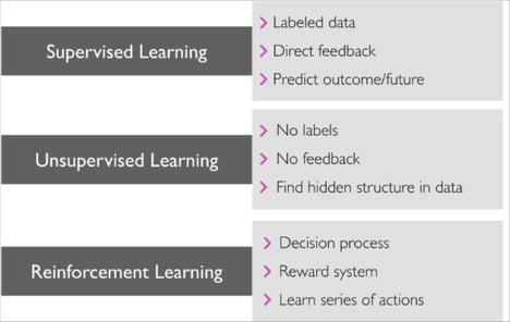 Nishesh-Types of Machine Learning Paradigms